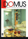 """DOMUS"", revista de amenajari interioare, arhitectura, design, 8  - 2004"