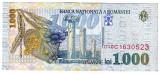 Bancnota 1000 lei 1998, Mihai Eminescu VF