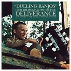 Dueling banjos soundtrack Deliverance - Muzica soundtrack warner, CD