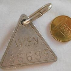 Vechi Jeton Inseriat Viena Austria