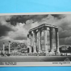 MOKAZIE !!! HOPCT 8031 GRECIA ATENA -TEMPLU LUI JUPITER, Europa, Necirculata, Fotografie