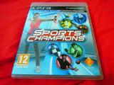 Joc Move Sports Champions, original!  Alte sute de jocuri!, Sporturi, 12+, Multiplayer, Sony
