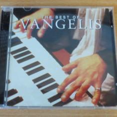 Vangelis - Best of Vangelis (2002) CD