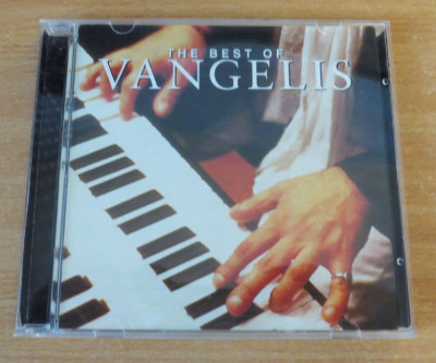 Vangelis - Best of Vangelis (2002) CD foto