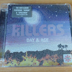 The Killers - Day And Age - Muzica Rock universal records, CD