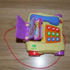 Jucarie copii - telefonul care numara si canta - Fischer Price, Unisex