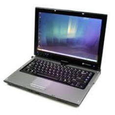 Gateway M285E - Laptop-Tableta - Laptop Gateway, Intel Core 2 Duo, Diagonala ecran: 14, 1 GB, 80 GB, Windows 7