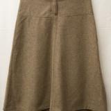 Fusta tweed, marimea 38 de la H&M