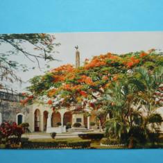 MOKAZIE !!!! HOPCT 8109 PANAMA -PIATA FRANTA, America Centrala si de Sud, Necirculata, Printata