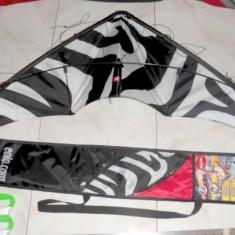 Zmeu acrobatic / Stunt kite EOLO SPORT ZEBRA (Z-BRA)