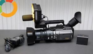 Camera video Sony pd 170 foto