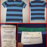 TRICOU POLO PEAK PERFORMANCE  -  produs autentic