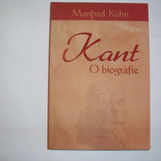 MANFRED KUHN - KANT O BIOGRAFIE,rf2/1