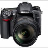 NIKON D7000 aparat camera foto cu obiectiv NIKKOR  VR 18 - 105 NOU GARANTIE !!!