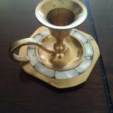 Sfesnic miniatura foarte frumos element decorativ.