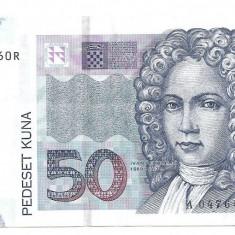 CROATIA 50 KUNA 2002 XF