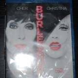 Christina Aguilera & Cher - Burlesque | SUPER PRET | SIGILAT, BLU RAY, sony music