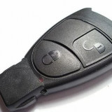 Cheie carcasa Mercedes 2 butoane