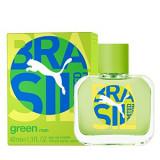 Puma Green Brasil Edition EDT 40 ml pentru barbati, Apa de toaleta