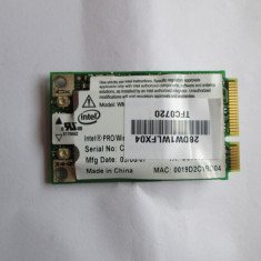 Placa Wireless Laptop Fujitsu AMilo PRO V3205 - Intel ANATEL - ORIGINALA - FOTO REALE ! Fujitsu Siemens
