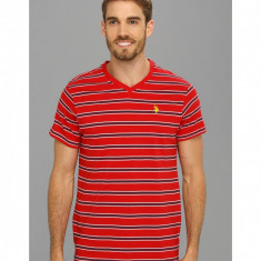 Tricou U.S. Polo Assn - Barbati - 100% Original - Tricou barbati US Polo Assn, Marime: S, Culoare: Rosu, Maneca scurta, Bumbac