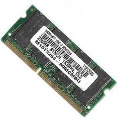 Vand lot Mem. SDRAM 4x256mb Laptop - Memorie RAM laptop Samsung
