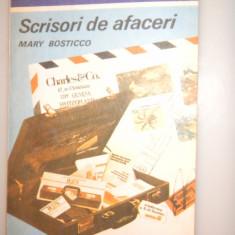 SCRISORI DE AFACERI Mary Bosticco - Carte afaceri
