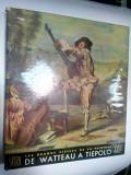 LA PEINTURE DE XVIII SIECLE - DE WATTEU  A  TIEPOLO - SKIRA