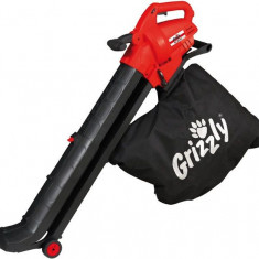 Aspirator / Tocător / Refulator Grizzly ELS 3017 E - Aspirator/Tocator frunze Grizzly Tools