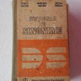 DICTIONAR DE SINONIME - Dictionar sinonime