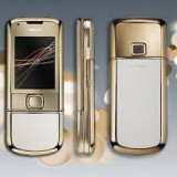 Nokia 8800 Gold arte nou,original 1an garantie telefon si incarcatorPRET:800euro