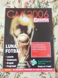 REVISTA GAZETA MAGAZIN  2006  FIFA WORLD CUP GERMANY 2006