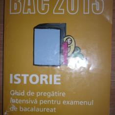 Istorie ghid de pregatire bac2013 ed. Nomina - Teste Bacalaureat