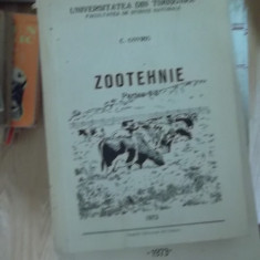 ZOOTEHNIE -PARTEA I-A - Carti Zootehnie