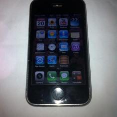 iPhone 3G Apple, Negru, 8GB, Neblocat