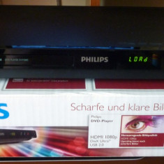 Philips DVD Player DVP3380 - DVD Playere Philips, DVD-RW: 1, DivX: 1, JPEG: 1, MP3: 1, S-VCD: 1