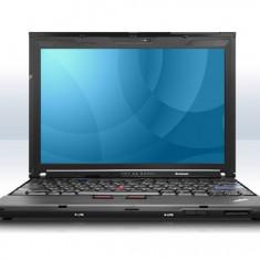Laptop Lenovo ThinkPad X200, Intel Core 2 Duo, 2 GB DDR3, 160 GB, Diagonala ecran: 15, Windows 7