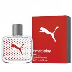 Puma Time To Play Man EDT 60 ml pentru barbati - Parfum barbati Puma, Apa de toaleta