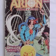 Arion - Banda desenata - Reviste benzi desenate
