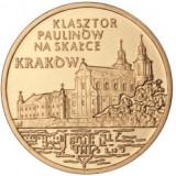 Polonia 2 zloty 2011 UNC Krakovia, Europa