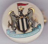 Insigna fotbal NEWCASTLE UNITED (Anglia)