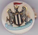 Insigna fotbal NEWCASTLE UNITED (Anglia)