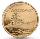 Polonia 2 zloty 2013 UNC Nava Warszawa, Europa