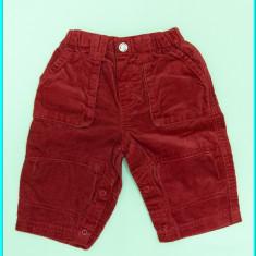 DE FIRMA → Pantaloni catifea, impecabili, ZARA → baieti | 6—9 luni | 66—70 cm