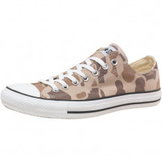 Tenesi Converse Mens CT All Star Ox Safari Brown/Dark Brown marimea 41.5 - Tenisi barbati Converse, Culoare: Maro, Textil