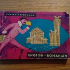 Ghid de conversatie Altele * ENGLEZ = ROMAN -- Mihai Miroiu -- 1966, 221 p.