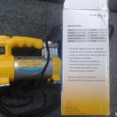 Compresor Auto alimentare Priza bricheta 12v pentru masina de umflat roti mingii saltele