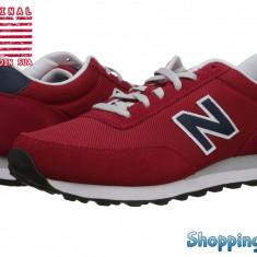 Pantofi sport barbati New Balance Classics ML501 | Produs 100% original | Livrare cca 10 zile lucratoare | Aducem pe comanda orice produs din SUA - Adidasi barbati New Balance, Marime: Alta