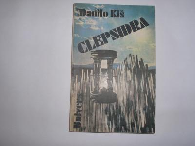 Clepsidra - Danilo Kis,RF2/2 foto