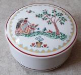 Cutie bijuterii - portelan Bavaria - Villeroy and Boch - American Sampler